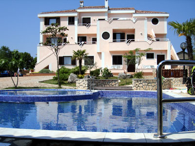 Villa Haya apartments