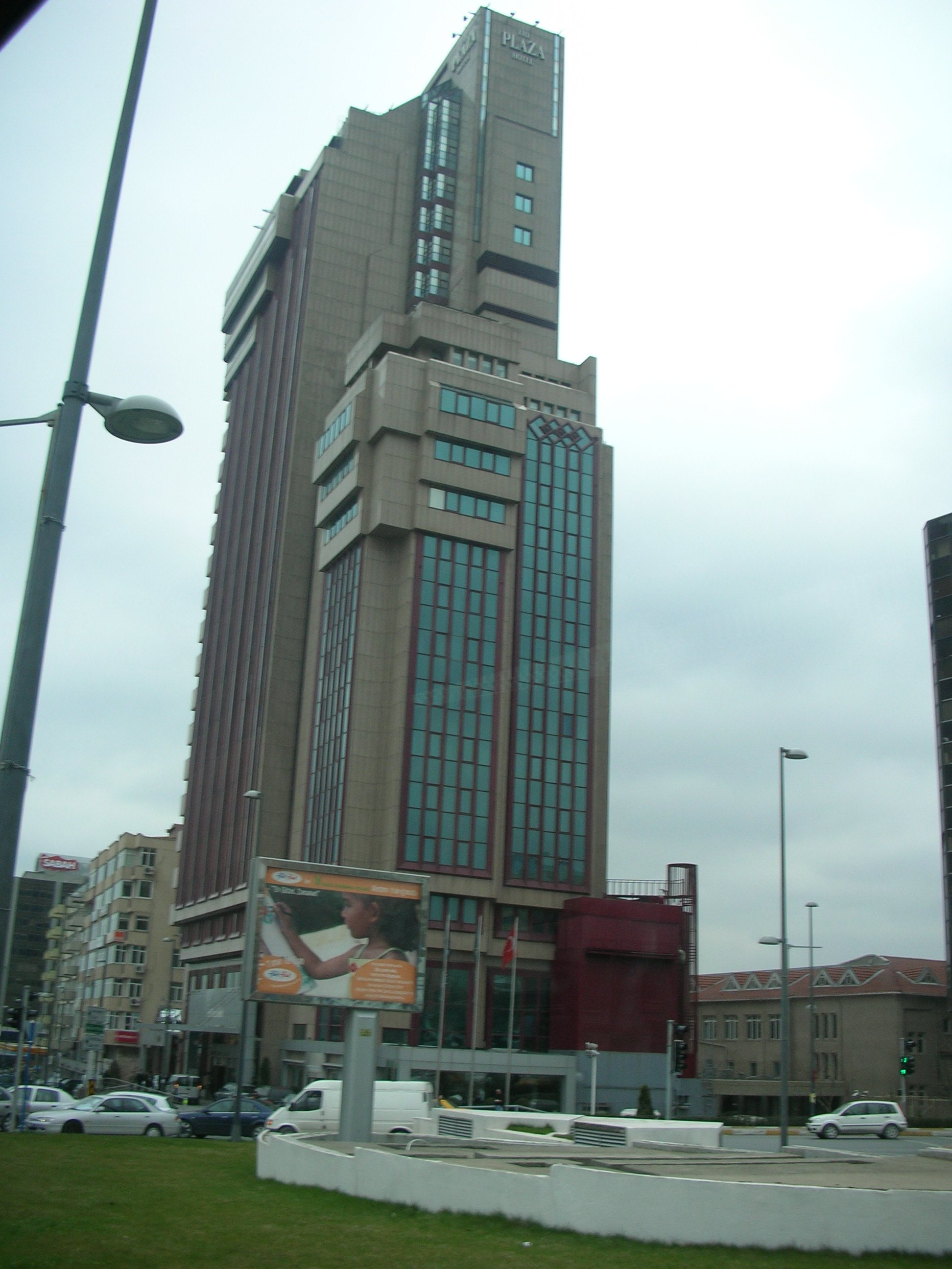 Crowne Plaza Hotel Istanbul