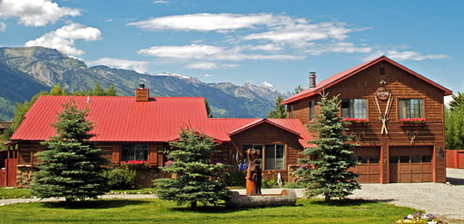 ‪Teton View Bed & Breakfast‬