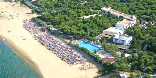 Hotel Gabbiano Beach