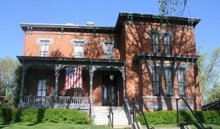 General Crook House Museum