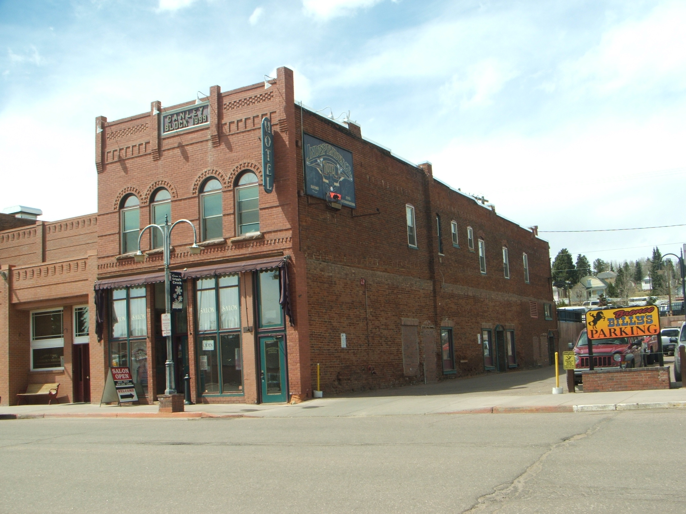 Bronco Billy's Hotel