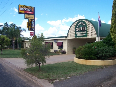 Kaputar Motel - Narrabri