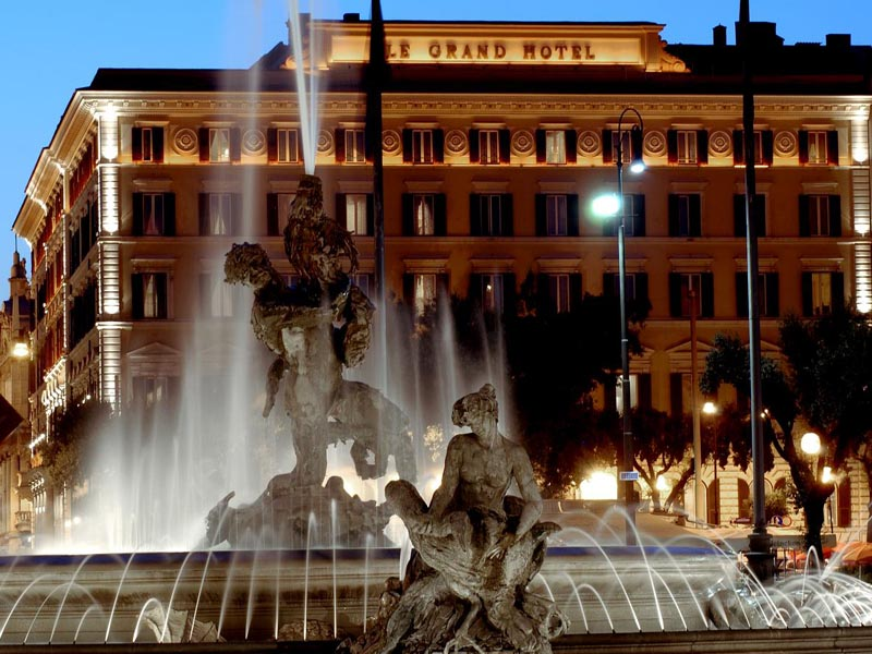 ‪The St. Regis Rome‬