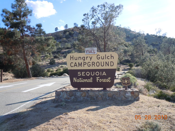 Hungry Gulch Campground