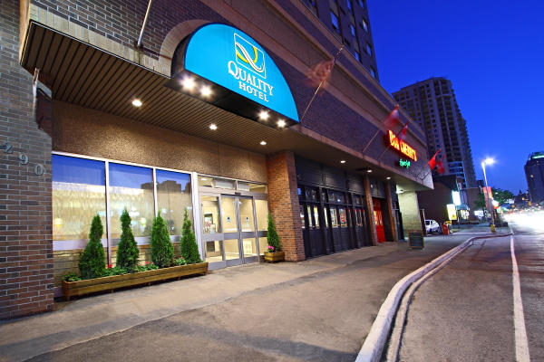 Quality Hotel Downtown Ottawa