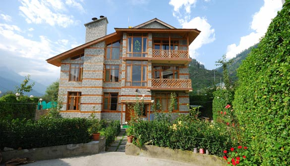 SilverBirch Manali Cottage