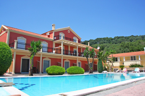 Corfu Pearl Studios & Apartments
