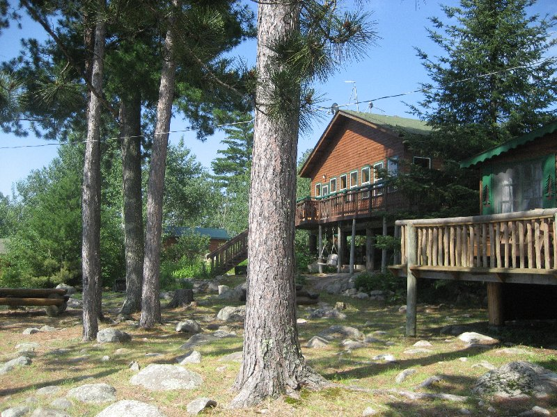 Big Lake Wilderness Lodge