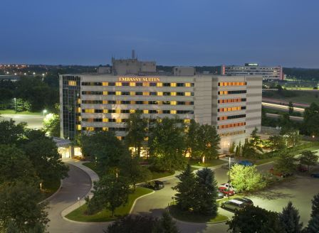‪Embassy Suites Hotel Detroit - North / Troy - Auburn Hills‬
