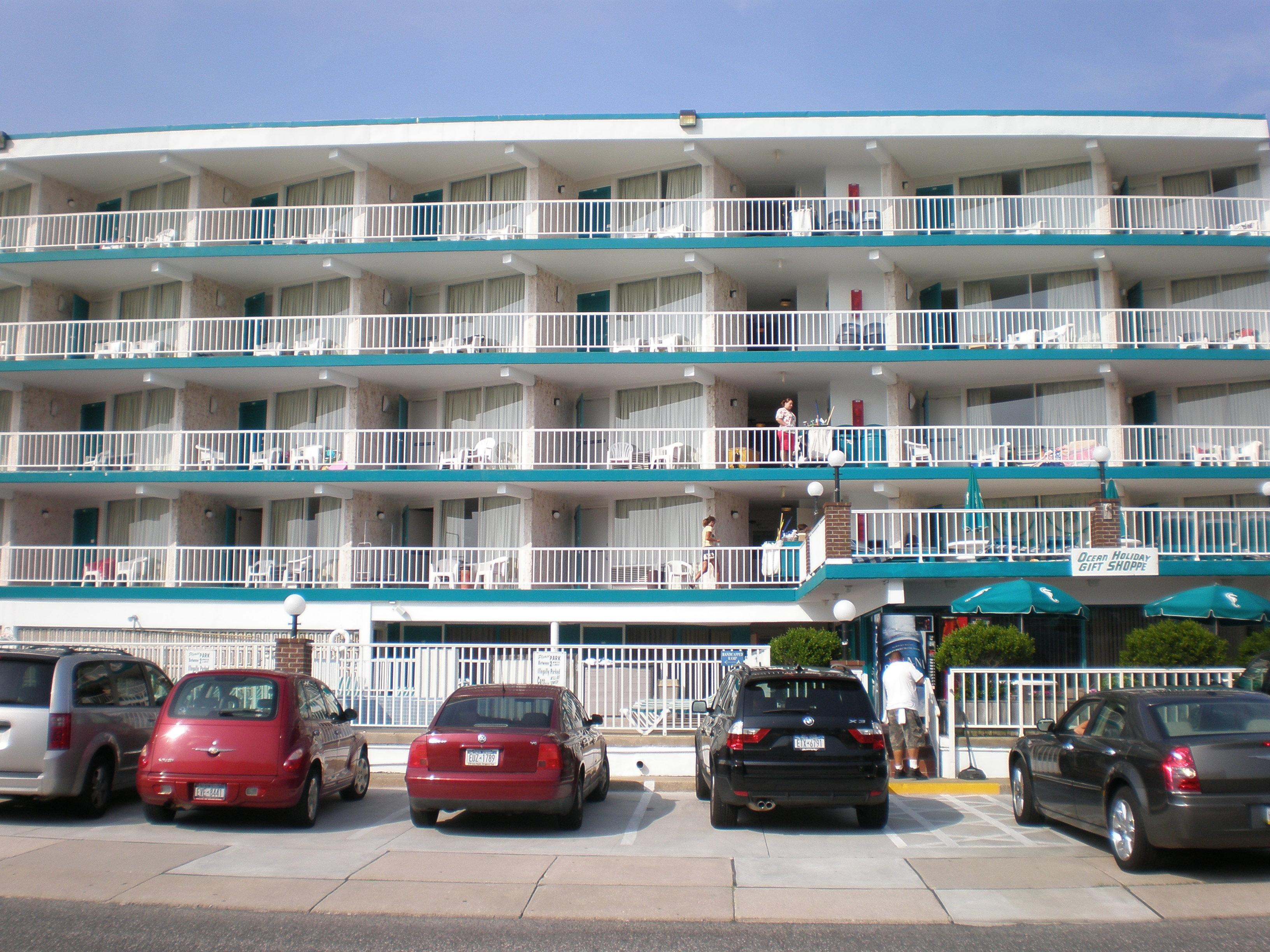 Ocean Holiday Motor Inn