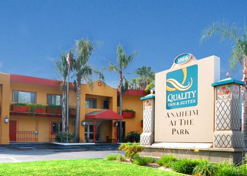 Quality Inn And Suites Anaheim Tripadvisor