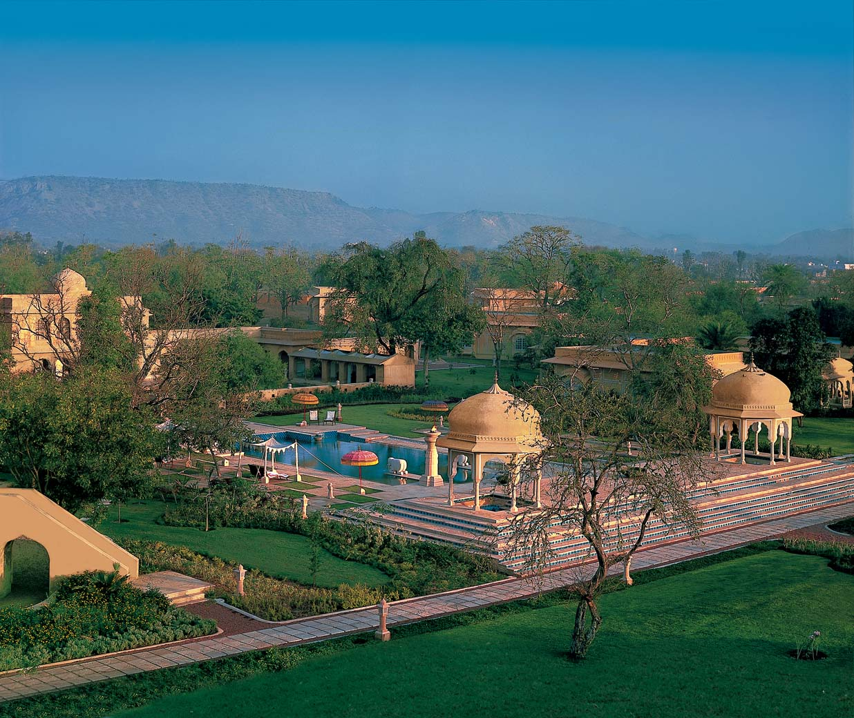 The Oberoi Rajvilas