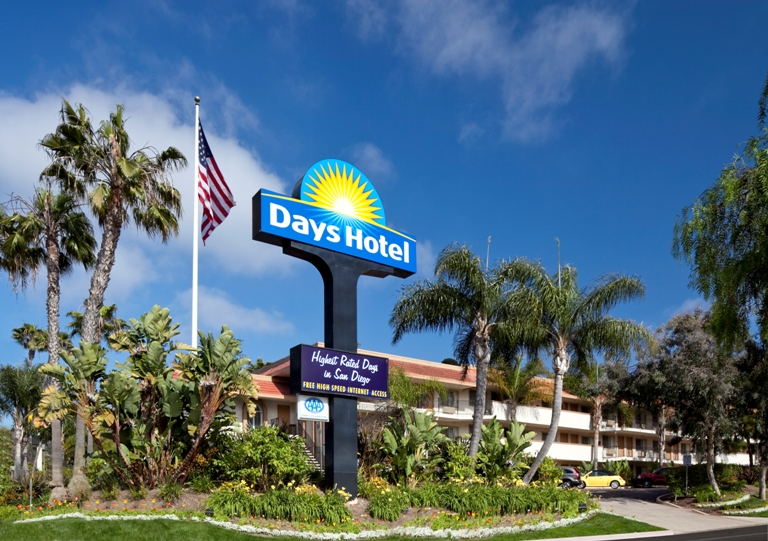 ‪Days Inn San Diego Hotel Circle Near SeaWorld‬