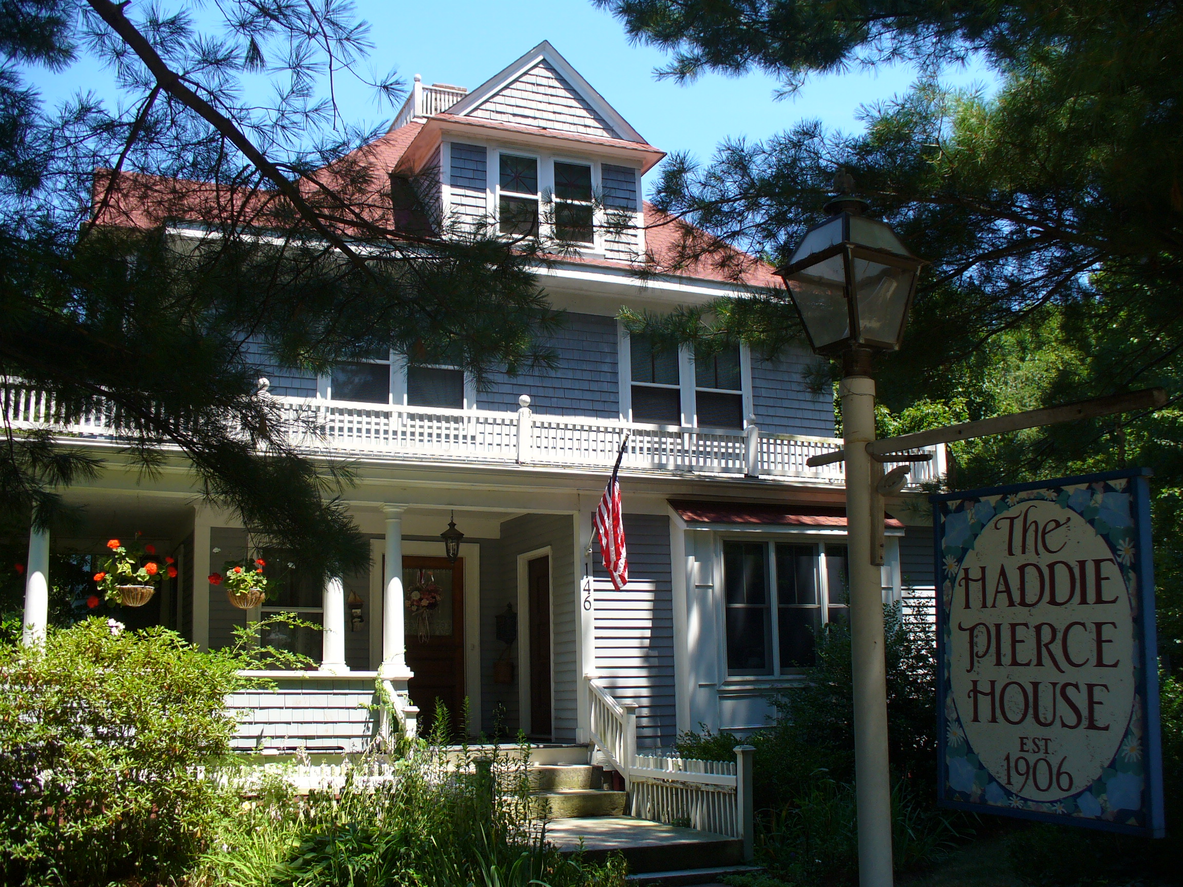 Haddie Pierce House