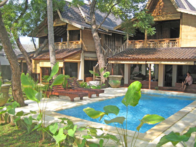 Lovina Beach Houses