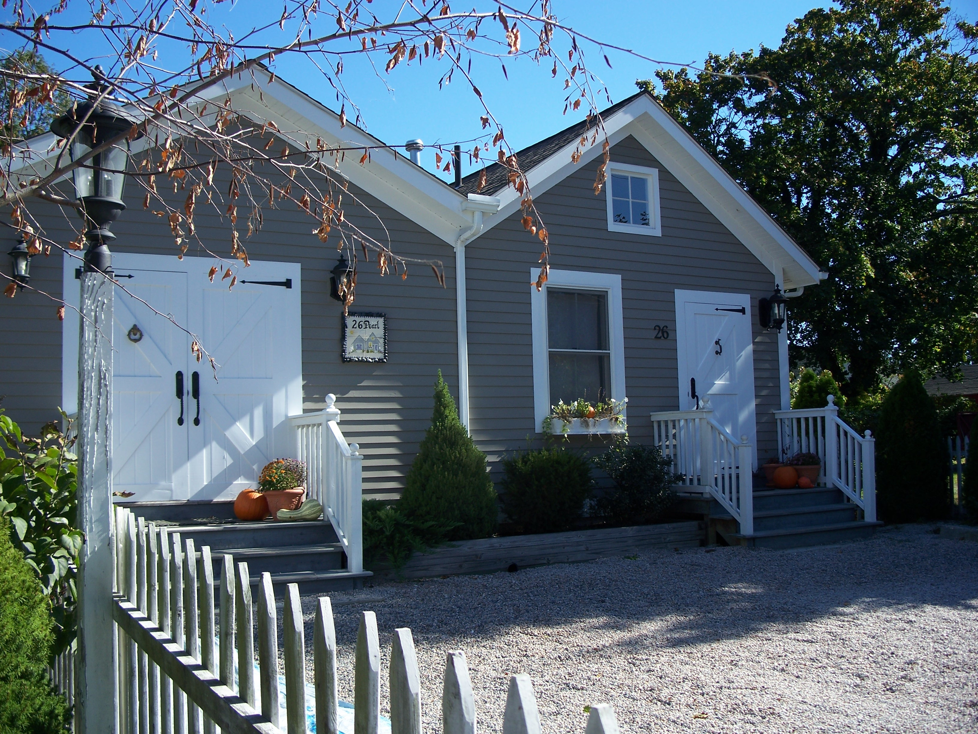 The Carriage House at 26 Pearl