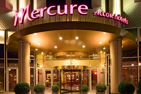 Mercure Paris Porte de St Cloud
