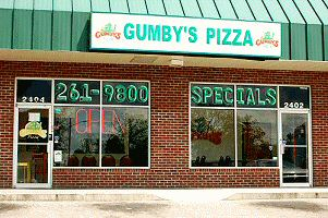Gumbys Pizza Ohio State