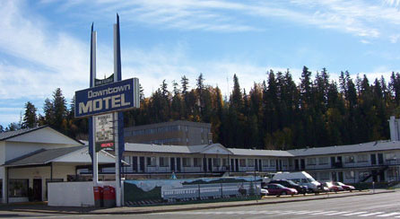 ‪Downtown Motel‬