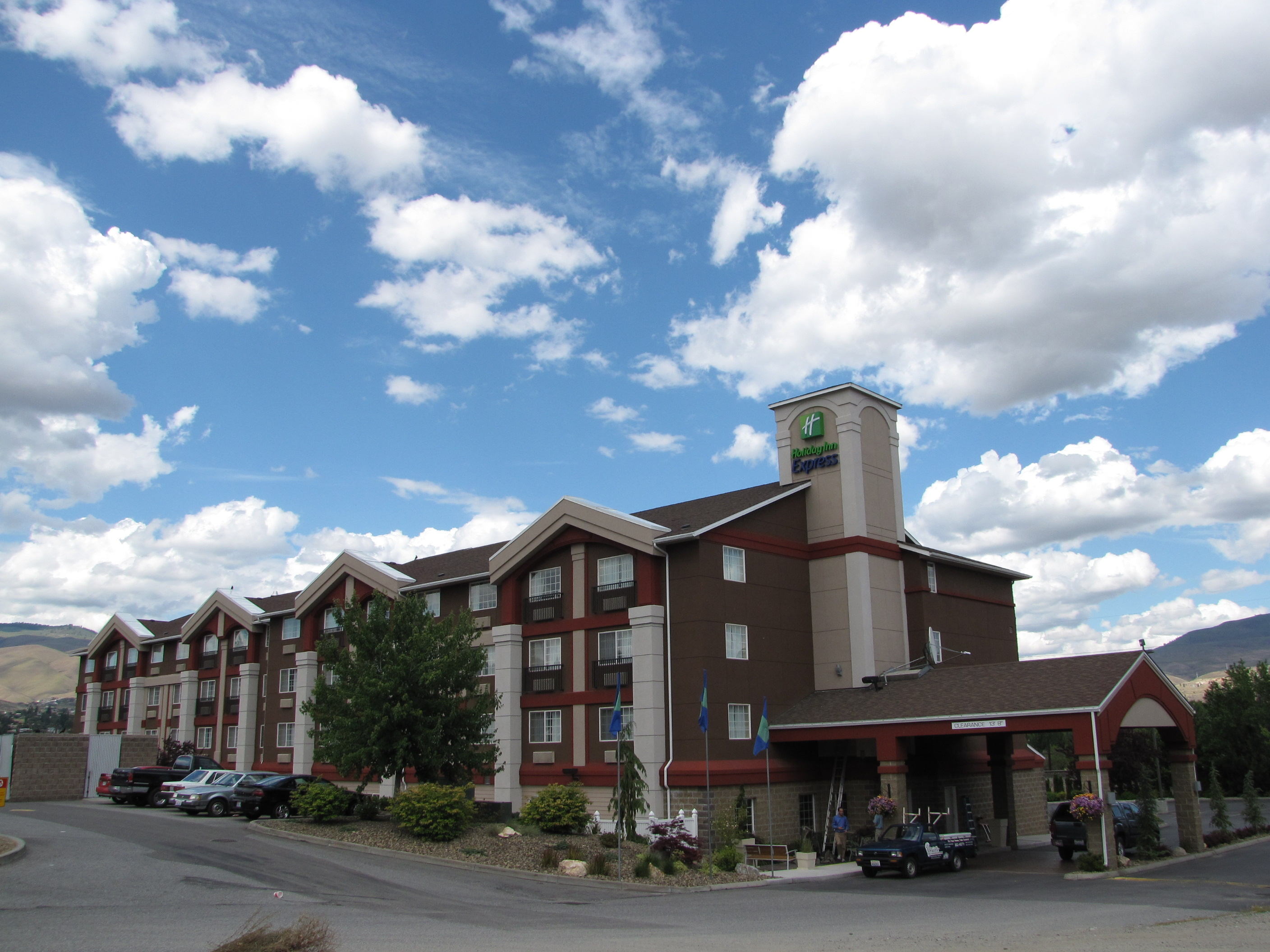 Holiday Inn Express Wenatchee