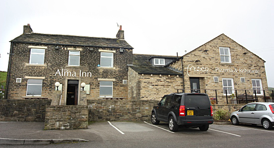 Alma Inn
