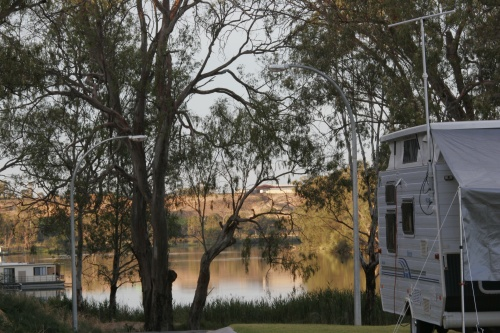 Loxton Riverfront Caravan Park