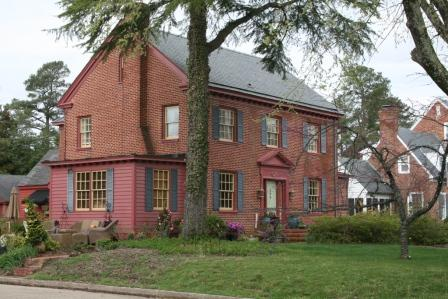 The Williamsburg Manor Bed and Breakfast