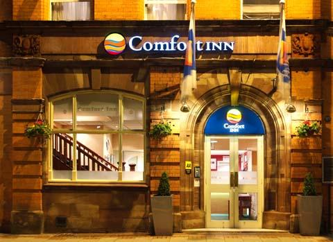 Comfort Inn Birmingham