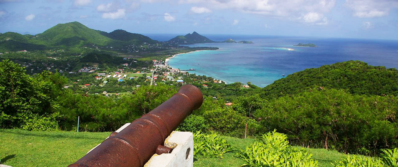 Νησί Carriacou