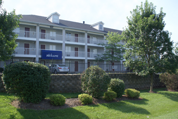 InTown Suites Louisville Airport