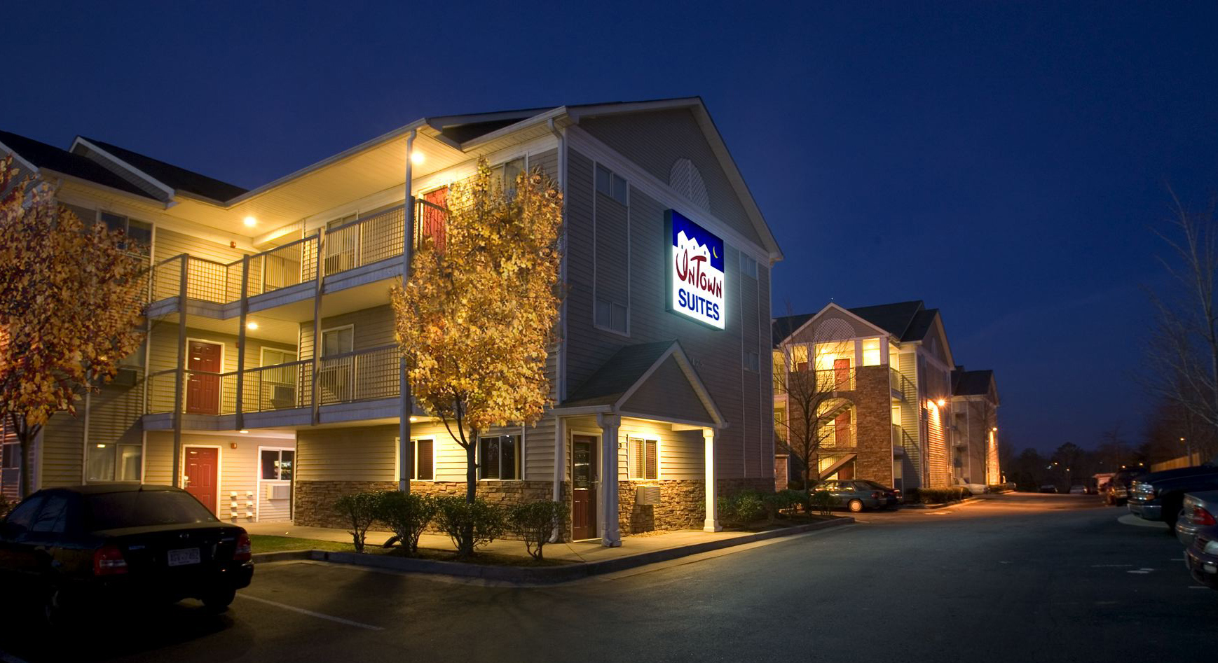InTown Suites Raleigh