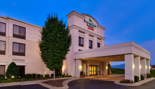 SpringHill Suites Asheville