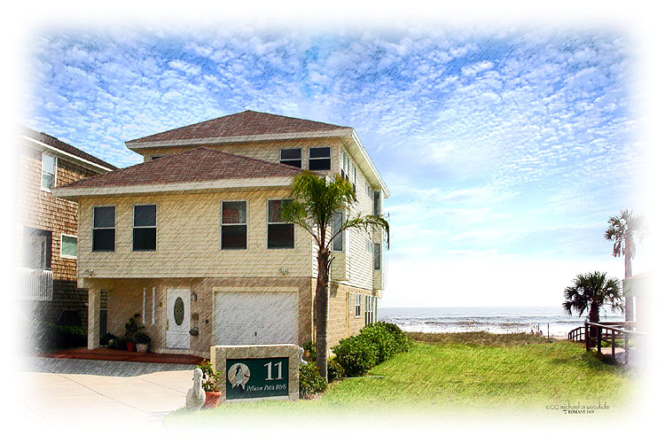 Pelican Path Bed and Breakfast by the Sea
