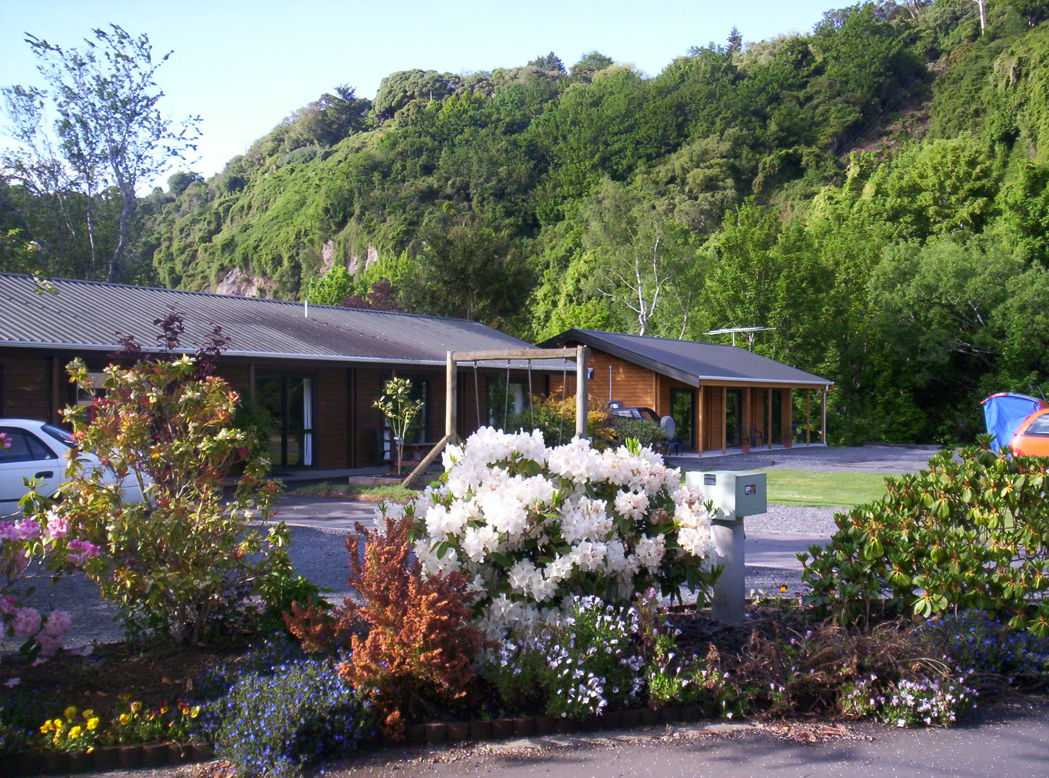 Leith Valley Holiday Park & Motels