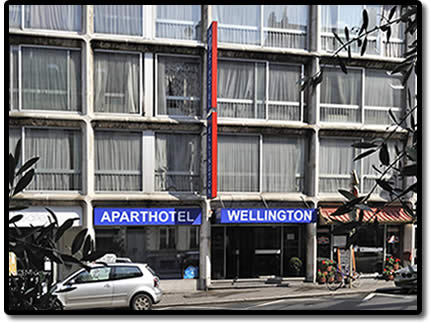 Aparthotel Wellington