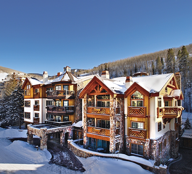 Willows Condominiums at Vail
