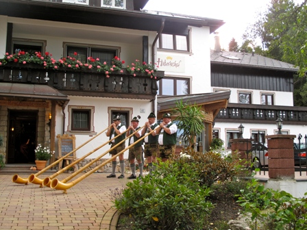 Hotel Hubertushof