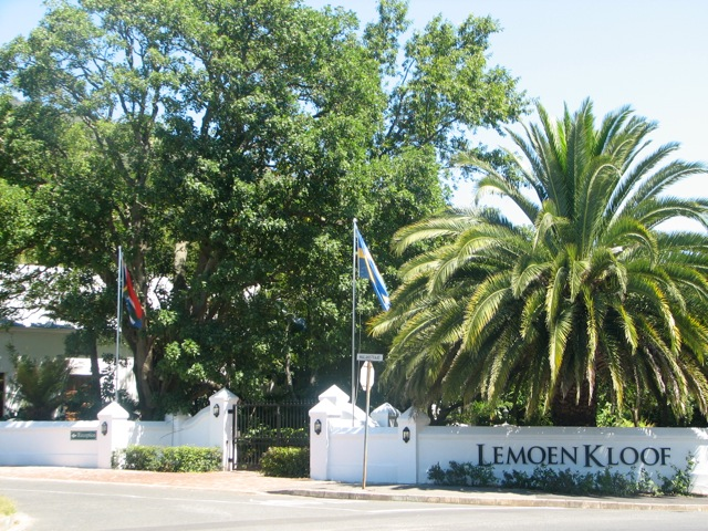 Lemoenkloof Guest House & Conference Centre