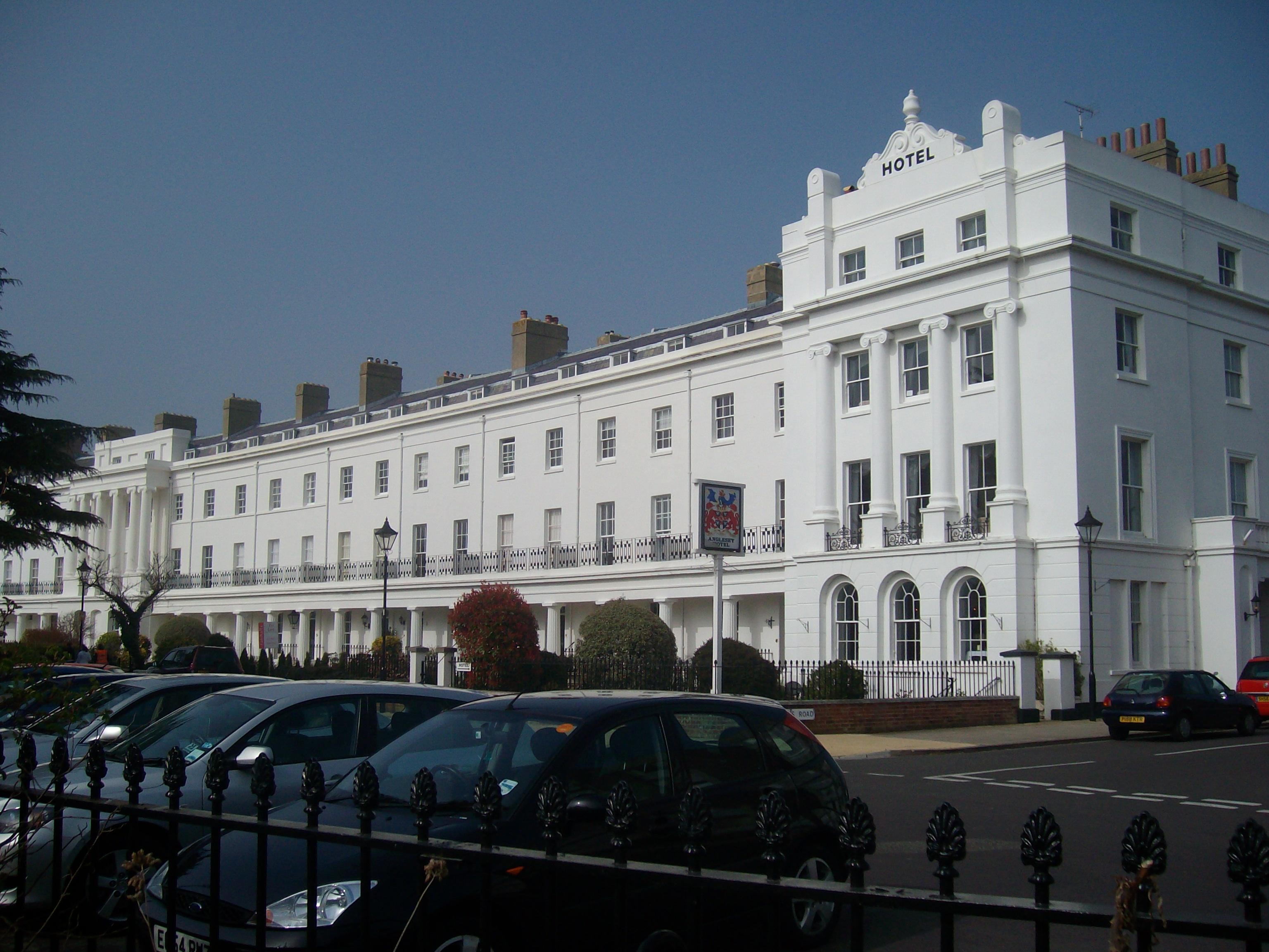 The Anglesey in the Crescent