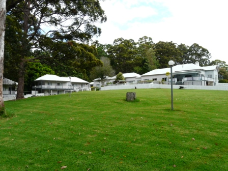 Woodleigh Homestead B & B