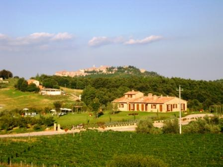 Agriturismo La Bruciata