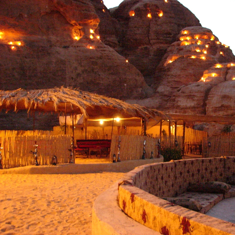‪Seven Wonders Bedouin Camp‬