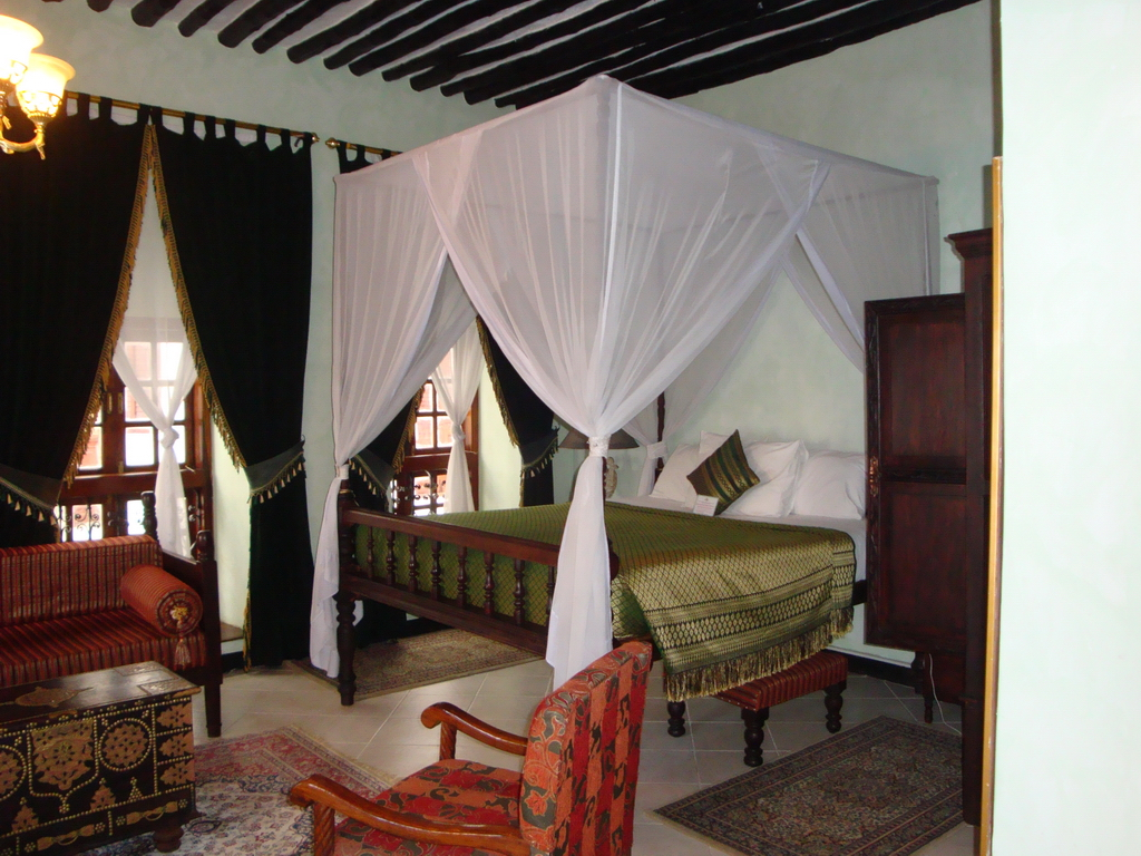 The Africa House Hotel