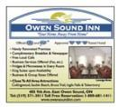 ‪Owen Sound Inn‬