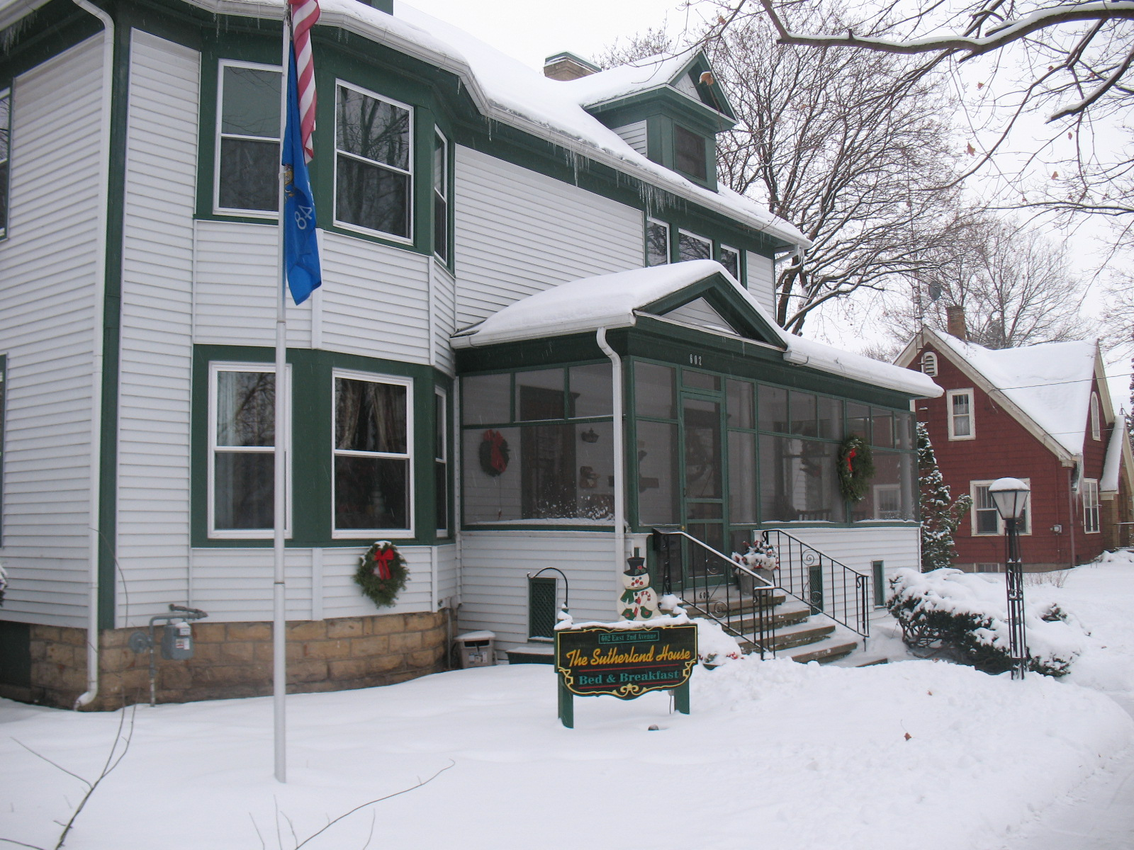 Sutherland House Bed and Breakfast