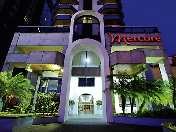 Mercure Florianopolis Centro