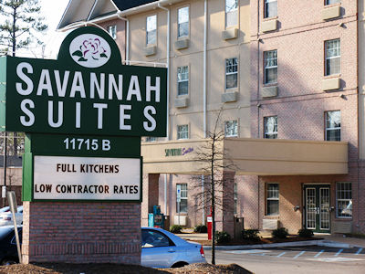 ‪Savannah Suites Newport News‬