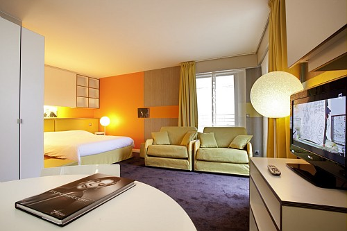 Mercure Aparthotel le Scenario