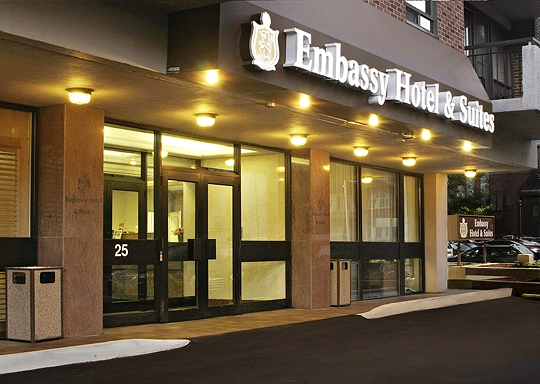 Embassy Hotel and Suites